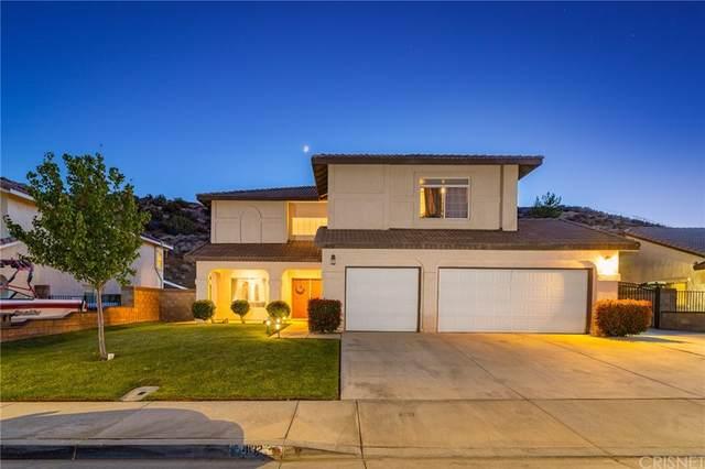 4132 Wickford Way, Palmdale, CA 93551 (#SR21225974) :: Necol Realty Group
