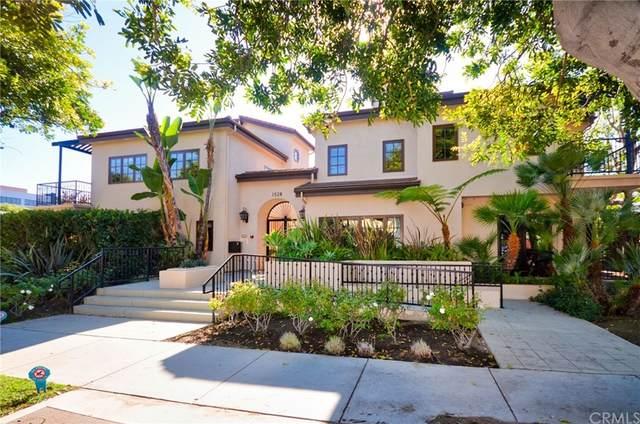 1528 Princeton Street #1, Santa Monica, CA 90404 (#TR21226772) :: RE/MAX Masters