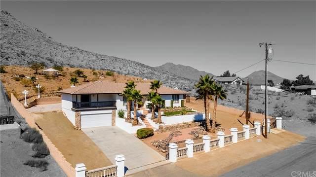16276 Rancherias Road, Apple Valley, CA 92307 (#CV21227655) :: The M&M Team Realty