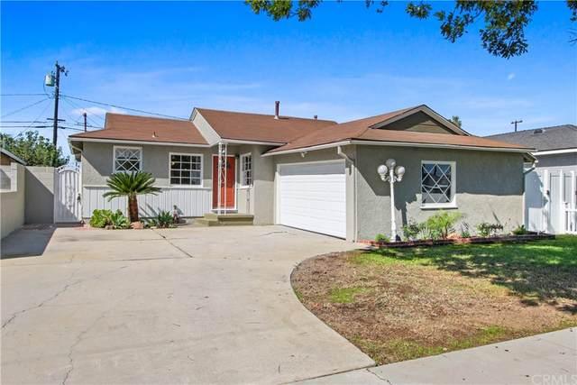 18911 Cerise Avenue, Torrance, CA 90504 (#PV21227686) :: Blake Cory Home Selling Team