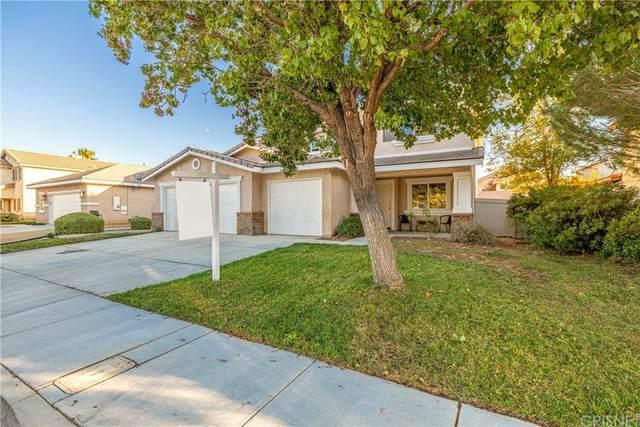 5310 E Avenue S4, Palmdale, CA 93552 (#SR21228715) :: Necol Realty Group