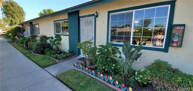 1152 N West Street E2, Anaheim, CA 92801 (#PW21219101) :: Cochren Realty Team | KW the Lakes
