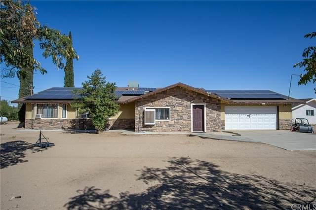 13384 El Centro Road, Oak Hills, CA 92344 (#CV21227865) :: RE/MAX Freedom