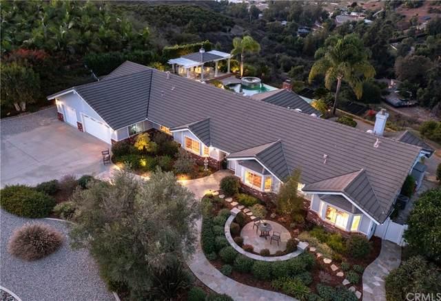 3819 Fairview Drive, Vista, CA 92084 (#OC21183819) :: Swack Real Estate Group | Keller Williams Realty Central Coast