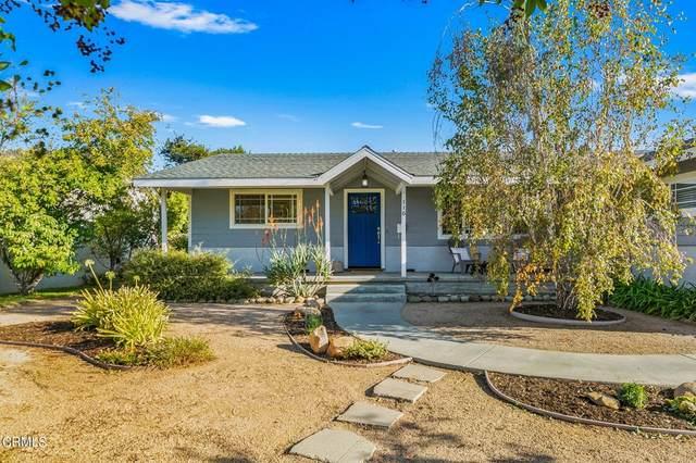 110 Descanso Avenue, Ojai, CA 93023 (#V1-8931) :: Necol Realty Group