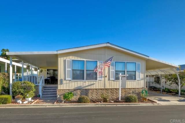 3535 Linda Vista Drive #296, San Marcos, CA 92078 (#NDP2111769) :: Necol Realty Group