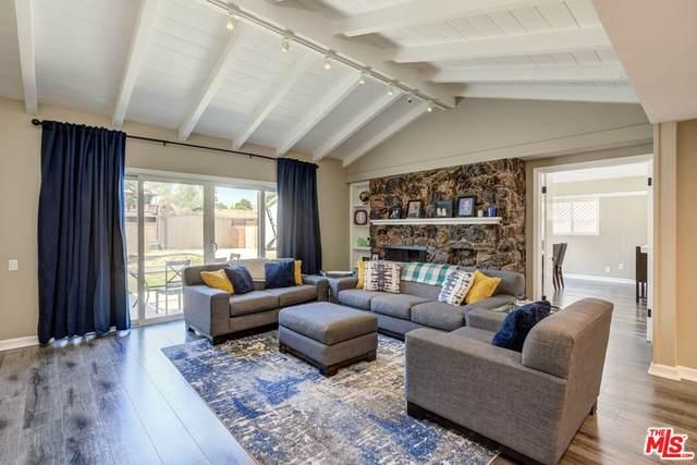 16621 Nordhoff Street, North Hills, CA 91343 (#21786258) :: RE/MAX Empire Properties