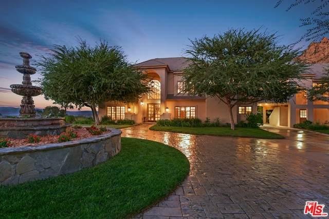 480 Westlake Boulevard, Malibu, CA 90265 (#21795634) :: Latrice Deluna Homes