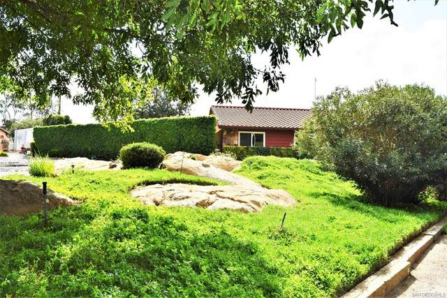 409 Pile St, Ramona, CA 92065 (#210028936) :: Swack Real Estate Group | Keller Williams Realty Central Coast