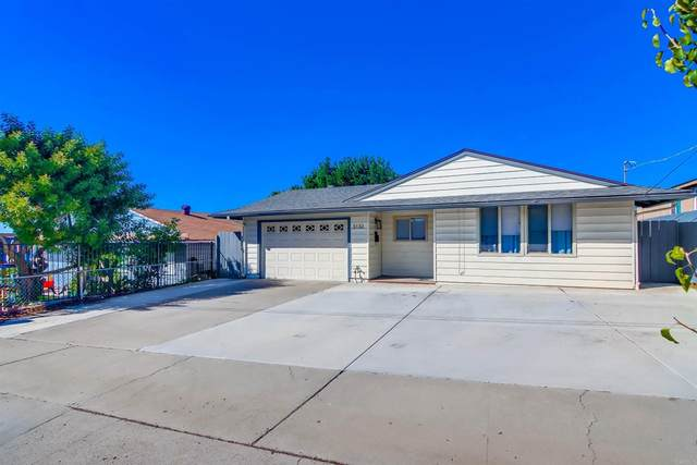 3132 38th Street, San Diego, CA 92105 (#NDP2111771) :: Necol Realty Group