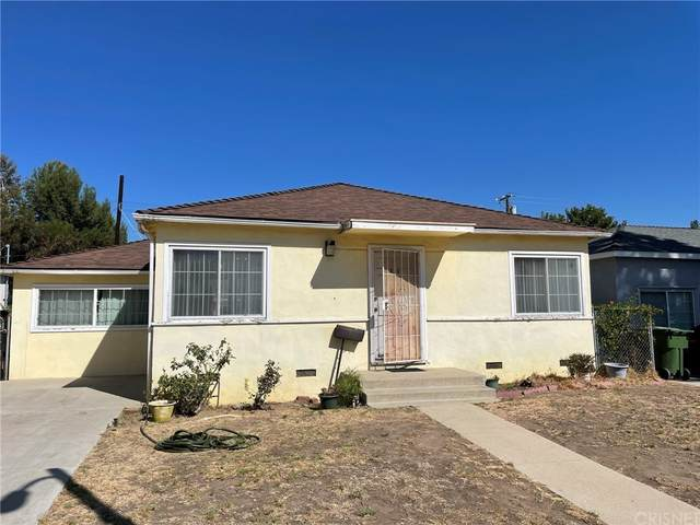 18023 Bullock Street, Encino, CA 91316 (#SR21228637) :: The M&M Team Realty