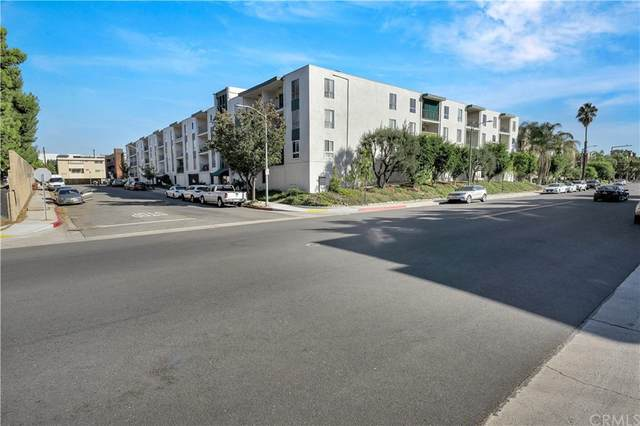 500 Jackson Place #207, Glendale, CA 91206 (#BB21227973) :: The M&M Team Realty