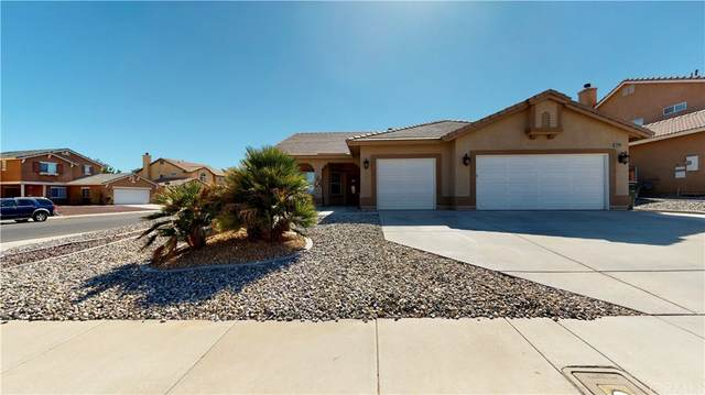 12463 Antelope Drive, Victorville, CA 92392 (#CV21221519) :: Necol Realty Group
