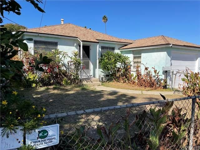 16409 S Harvard Boulevard, Gardena, CA 90247 (#SR21226636) :: Necol Realty Group