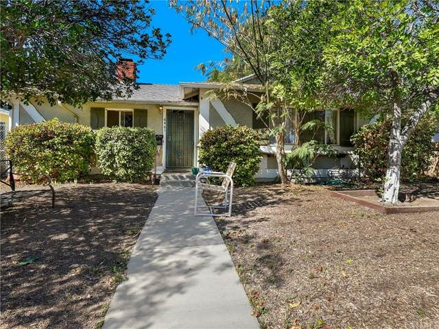 6461 Woodley Avenue, Van Nuys, CA 91406 (#BB21227441) :: Necol Realty Group