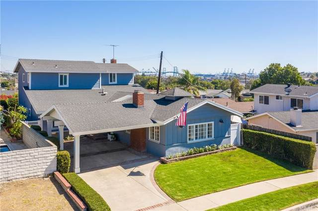 1606 Roseglen Avenue, San Pedro, CA 90731 (#PV21228725) :: Necol Realty Group
