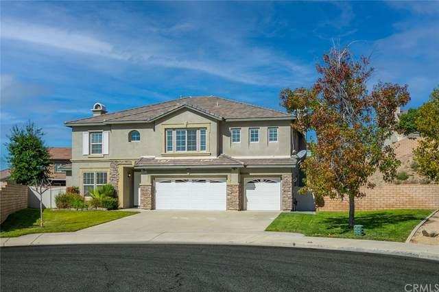28278 Summertrail Court, Highland, CA 92346 (#EV21228624) :: RE/MAX Empire Properties