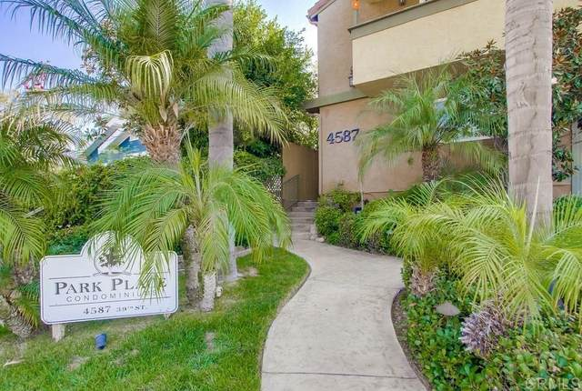 4587 39Th Street #6, San Diego, CA 92116 (#NDP2111774) :: Necol Realty Group