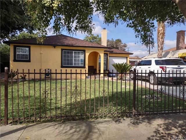 1527 S Huntington Street, Pomona, CA 91766 (#DW21228128) :: Necol Realty Group