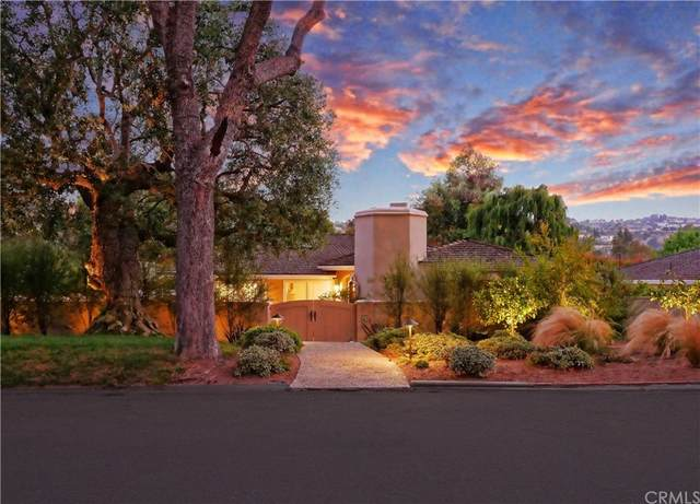 3432 Via Palomino, Palos Verdes Estates, CA 90274 (#SB21199834) :: Robyn Icenhower & Associates