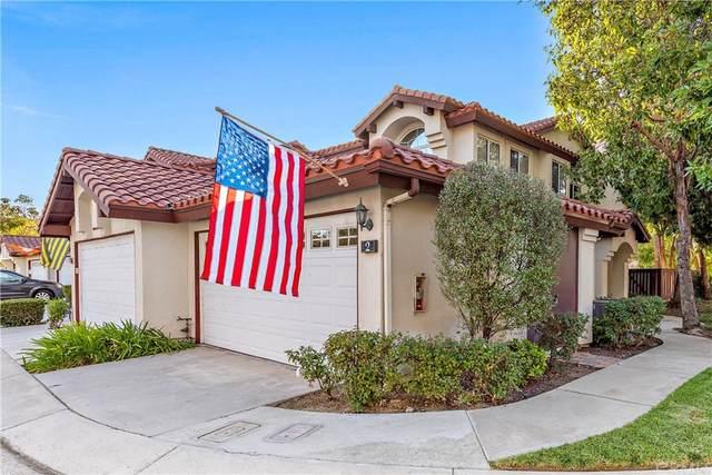 2 Via Entrada, Rancho Santa Margarita, CA 92688 (#OC21227993) :: Compass