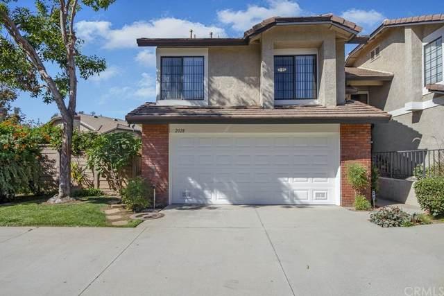 2028 Cobblefield Way, Glendora, CA 91740 (#OC21228636) :: Necol Realty Group