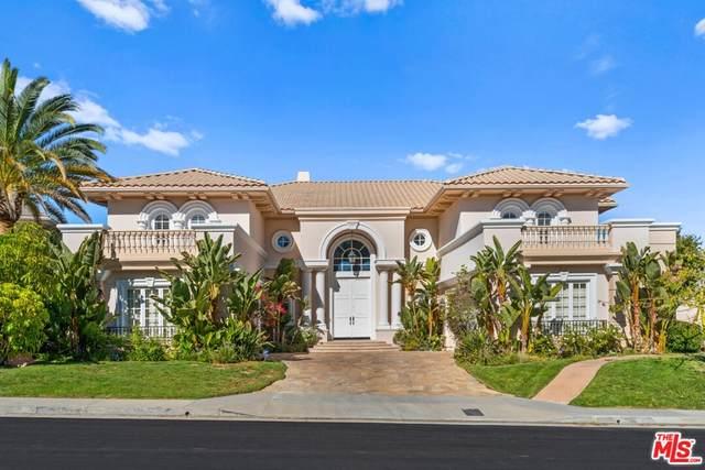 19151 Allandale Drive, Tarzana, CA 91356 (#21794230) :: Blake Cory Home Selling Team