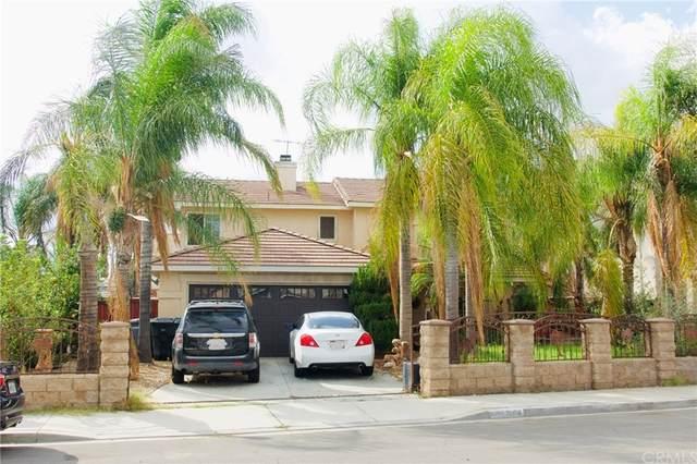 3874 Millbrae Terrace, Perris, CA 92571 (#ND21227534) :: McKee Real Estate Group Powered By Realty Masters & Associates