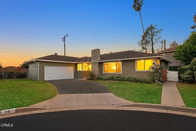 75 Oak Meadow Place, Sierra Madre, CA 91024 (#P1-7095) :: Necol Realty Group