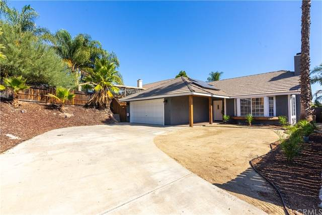 30071 Buck Tail Drive, Canyon Lake, CA 92587 (#SW21218513) :: Cochren Realty Team | KW the Lakes