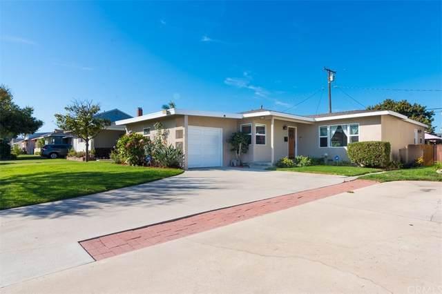 821 Patronella Avenue, Torrance, CA 90503 (#OC21228784) :: Necol Realty Group