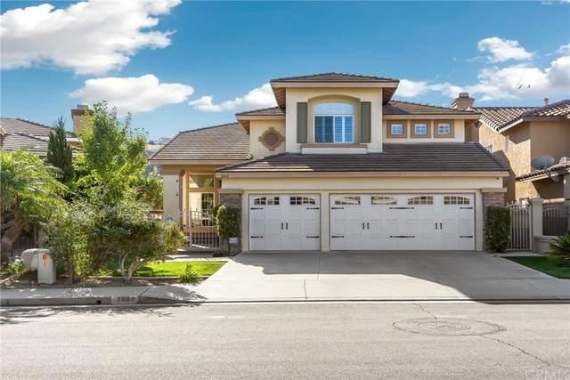 1044 S Miles Court, Anaheim Hills, CA 92808 (#TR21224897) :: Mainstreet Realtors®