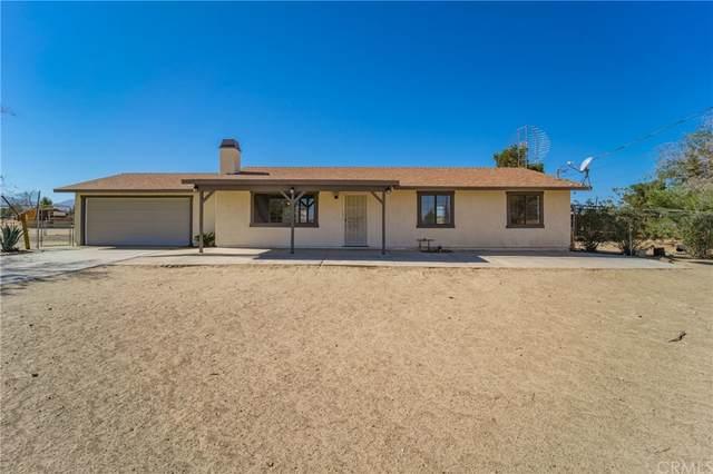 37731 92nd Street E, Littlerock, CA 93543 (#WS21228798) :: RE/MAX Empire Properties