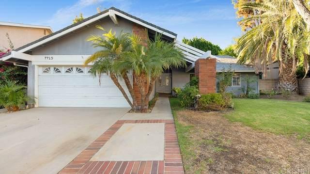 7715 Marlborough Court, West Hills, CA 91304 (#SR21228720) :: Latrice Deluna Homes