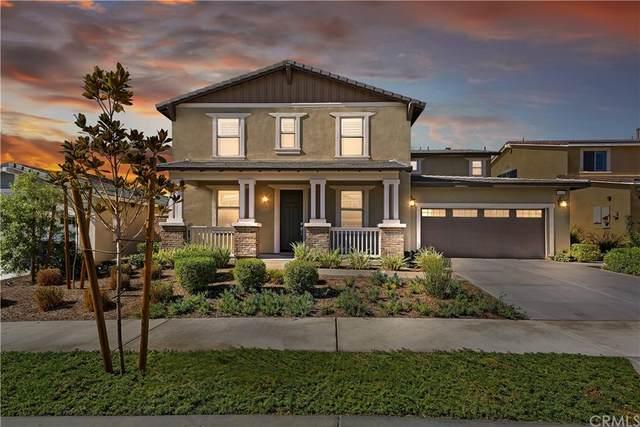 5418 Heitz Way, Fontana, CA 92336 (#IG21228807) :: RE/MAX Empire Properties