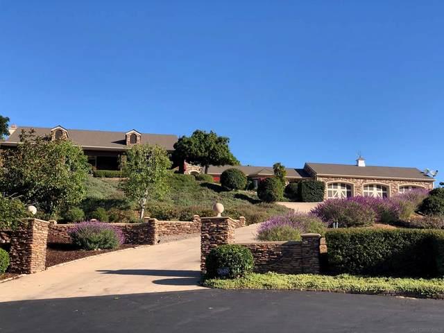 30419 Canyon Estates Rd, Vista, CA 92084 (#210028962) :: Murphy Real Estate Team