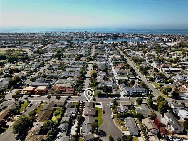 600 Powell Place, Newport Beach, CA 92663 (#LG21228850) :: Corcoran Global Living