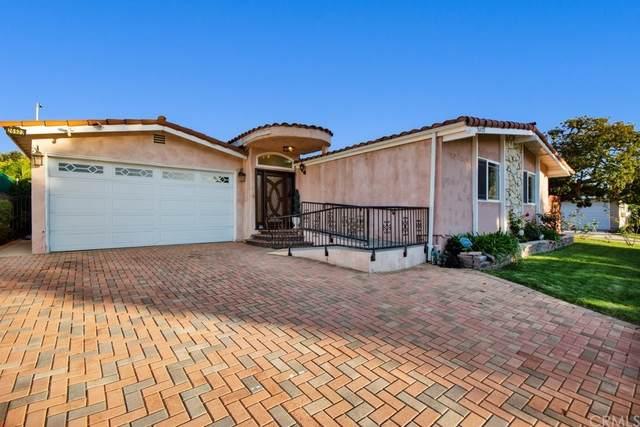 26922 Fond Du Lac Road, Rancho Palos Verdes, CA 90275 (#SB21228805) :: American Real Estate List & Sell