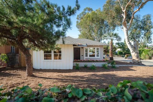 156 W Mariposa Street, Altadena, CA 91001 (#P1-7096) :: Necol Realty Group