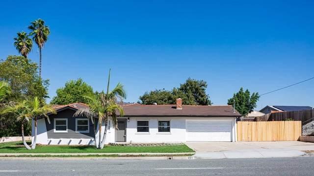451 Elkelton Blvd, Spring Valley, CA 91977 (#210028970) :: Blake Cory Home Selling Team