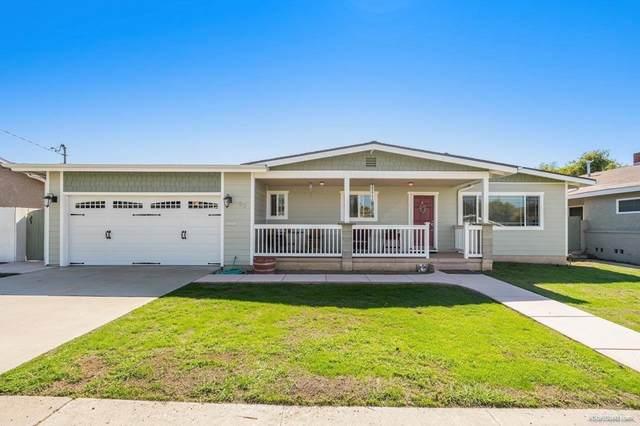 92 Whitney Street, Chula Vista, CA 91910 (#PTP2107245) :: Necol Realty Group