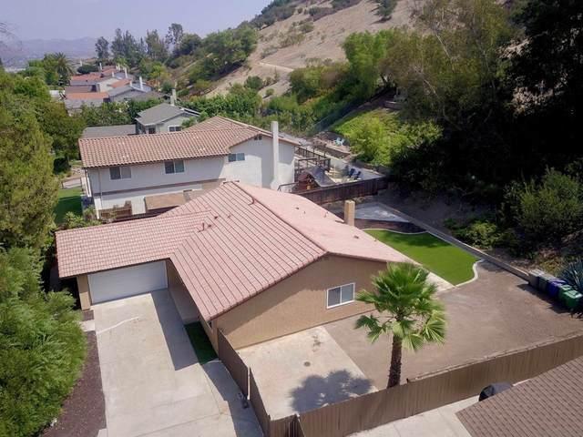 2060 Ventana Way, El Cajon, CA 92020 (#210028975) :: Blake Cory Home Selling Team