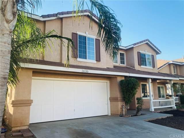 3636 Regal Oaks Place, Perris, CA 92571 (#IV21228946) :: Blake Cory Home Selling Team