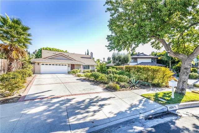 19201 Celtic Street, Porter Ranch, CA 91326 (#SR21228397) :: Blake Cory Home Selling Team
