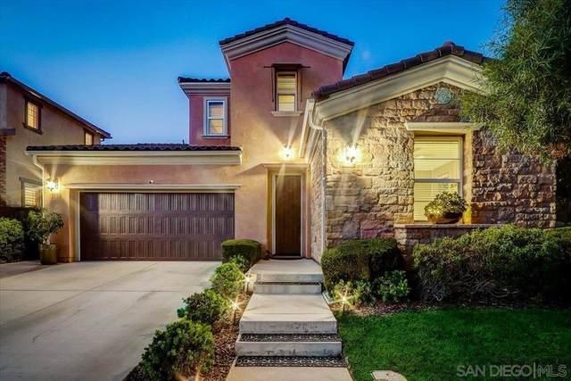 3556 N Fork Ave, Carlsbad, CA 92010 (#210028981) :: Blake Cory Home Selling Team