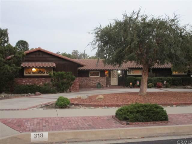 318 N Loraine Avenue, Glendora, CA 91741 (#CV21228978) :: Zutila, Inc.