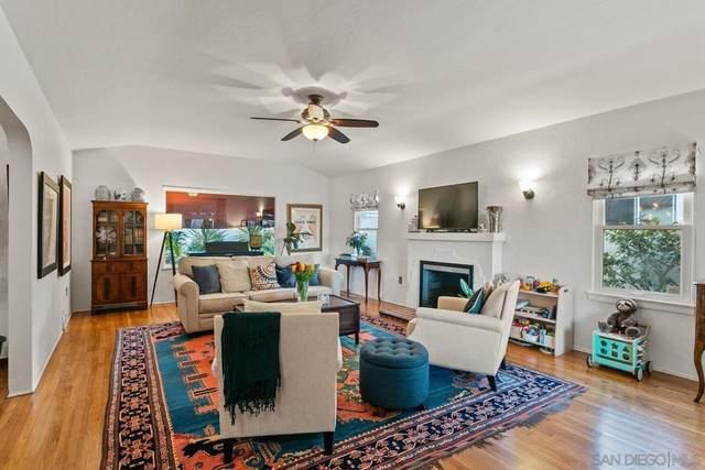 3443 Freeman St, San Diego, CA 92106 (#210028982) :: RE/MAX Empire Properties