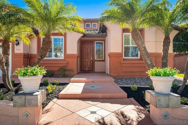 986 Palencia Court, Chula Vista, CA 91910 (#210028984) :: Blake Cory Home Selling Team