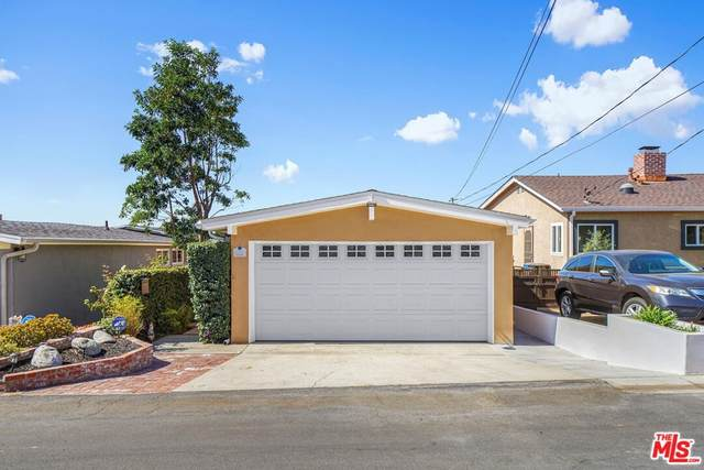 1623 Raymond Avenue, Hermosa Beach, CA 90254 (#21795530) :: Blake Cory Home Selling Team