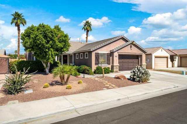 80596 Key Largo Avenue, Indio, CA 92201 (#219069007DA) :: eXp Realty of California Inc.